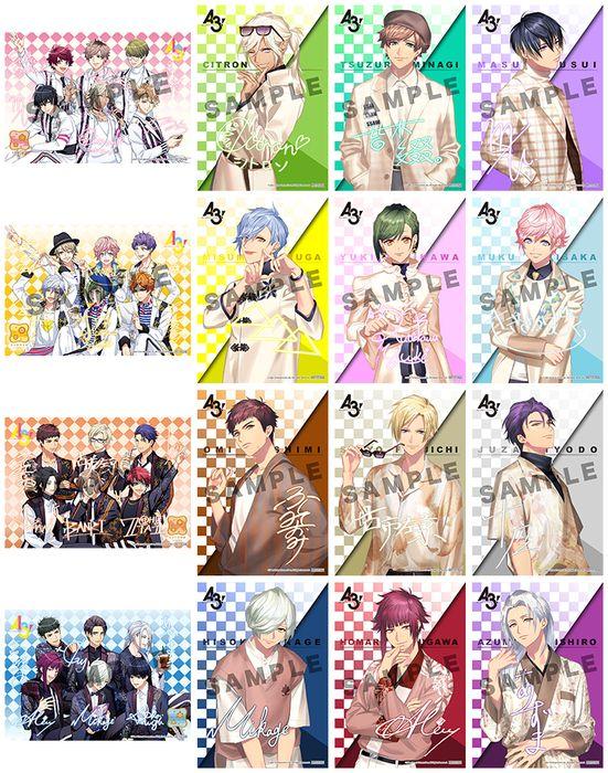 NEWS|アニメ「A3!(エースリー)」公式サイト